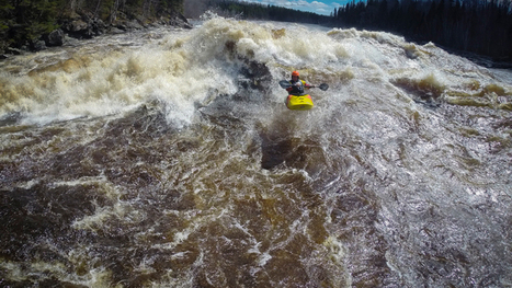 The Wildest Water Meets The World's Best Kayakers | Whitewater Kayaking | Scoop.it