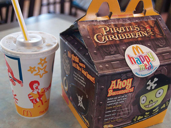 McDonald's To Hand Out Millions Of Children's Books In Happy ... | Wonderful World of Books | Scoop.it