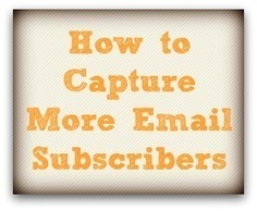 OptinSkin, Blog Success and Capturing More Email Subscribers | Basic Blog Tips | Scoop.it