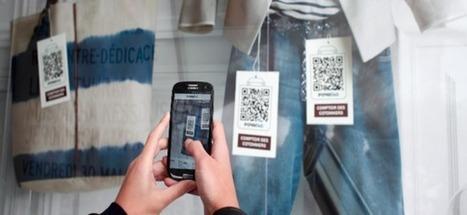 Le QR code passe au shopping instantané   Digital Retail   Scoop.it