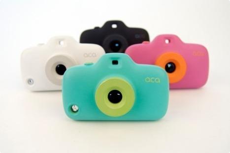 Transformez votre iPhone en appareil photo pour enfant. | Geeks | Scoop.it