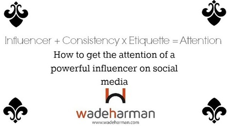 How To Get An Influencer's Attention on Google Plus | Social Media Tips | Scoop.it