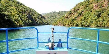 En croisière au fil de l'eau dans les Raspes | L'info tourisme en Aveyron | Scoop.it
