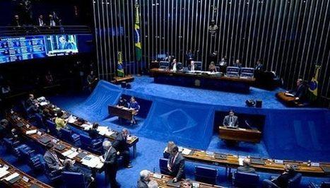 CNA: Se CONSUMA la FARSA y el GOLPE - Senado brasileño aprueba destitución de Dilma Rousseff | La R-Evolución de ARMAK | Scoop.it