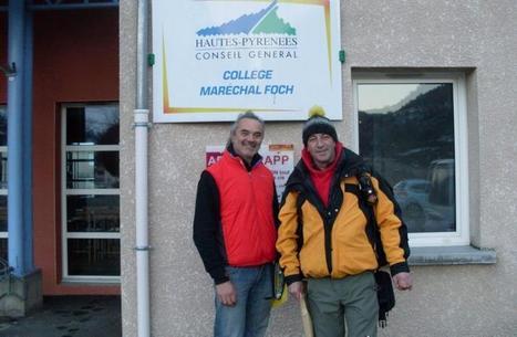 Arreau. Journée sécurité au collège Maréchal-Foch | Vallée d'Aure - Pyrénées | Scoop.it