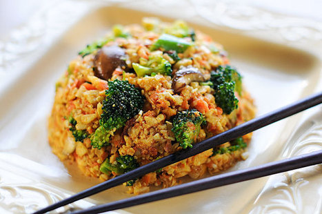 Raw Food Recipes: Stir Fry —Raw Food Rawmazing Raw Food | Health Research | Scoop.it