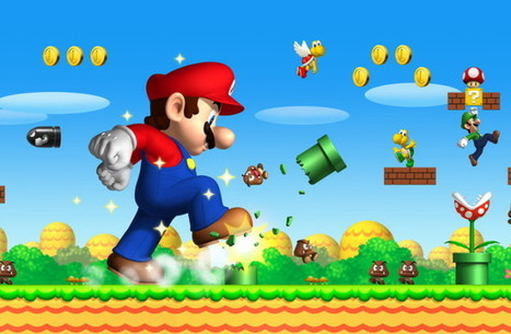 Super Mario Bros Game News Online | Games News Online- Latest News, Reviews & Updates of Free Online Games | Scoop.it