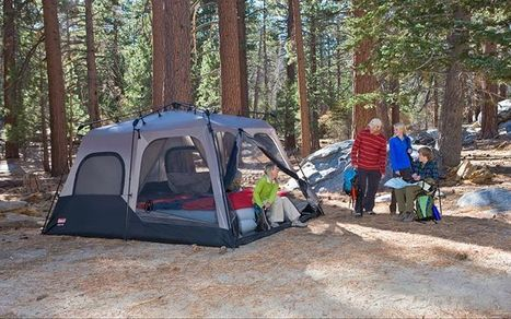 Coleman Instant Tents Review by BestPopUpTentsGuide.com | Best Pop Up Tents Guide | Scoop.it