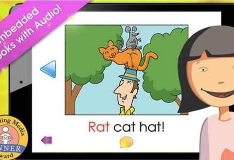 Hooked on Phonics app for free | Educational Technology - Yeshiva Edition | Scoop.it