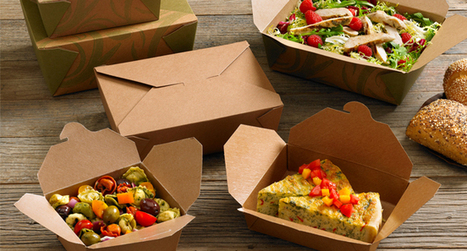 Sustainability Made Easy for Food Establishments   Food Boxes & To-Go Containers   Scoop.it