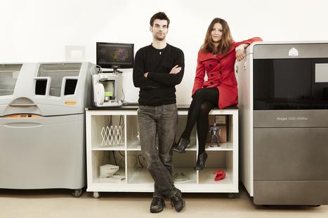 Le premier copy shop à impression 3D de Suisse cartonne - Bilan | 3D | Scoop.it