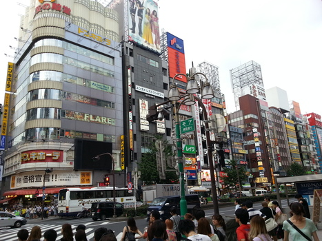 Japan. Einfach faszinierend. Gesellschaft, Technologie, Küche, Verkehr, Architektur, Tradition und Natur. | intercitylife in Japan | Scoop.it