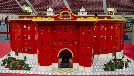 Campo Pequeno Lego Fan Event - 25 April to 4 May | Heron | Scoop.it