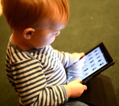 Discovering That Your 18-Month-Old Is Using an iPad in Pre-School | Educational Technology | Scoop.it