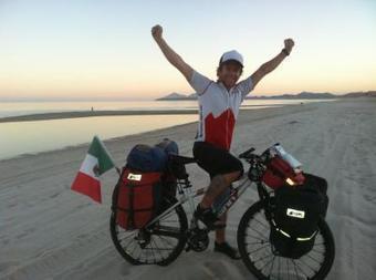 Le monde à vélo - Un projet à partager et à soutenir   Associations du 05   Scoop.it
