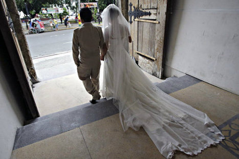 Philippine court relaxes marriage annulment law: A sign of waning Church influence?   Law and Religion   Scoop.it