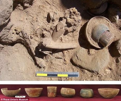 Documentan decenas de tumbas con unas 170 momias de hace 1.200 años en Perú | ArqueoNet | Scoop.it