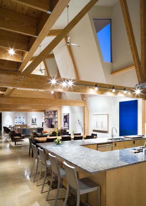 Modern House Designs | Trendir | Rendons visibles l'architecture et les architectes | Scoop.it