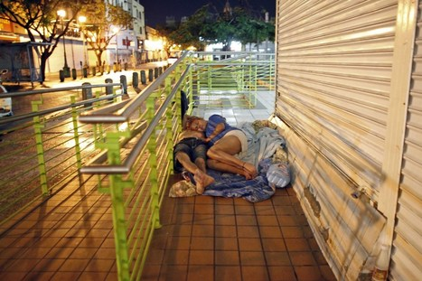 The Homeless Problem No One Is Talking About | La falta de vivienda, pobreza en Puerto Rico | Scoop.it