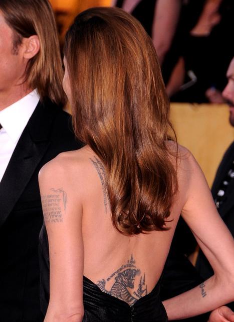 Tatuajes en la espalda | Amantes a los Tatuajes | Scoop.it