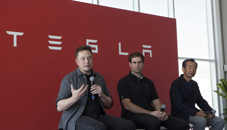 Why Tesla Is Partnering With Panasonic on Solar Tech | Nerd Vittles Daily Dump | Scoop.it