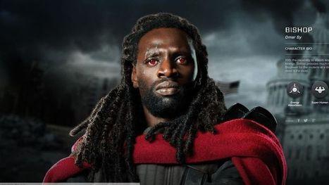 Omar Sy, l'acteur d'origine sénégalais poursuit son rêve américain | BeCom | Scoop.it