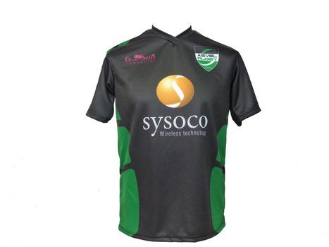 ASVEL Rugby - Les maillots pour la nouvelle saison. | Maillot de Sport | Scoop.it
