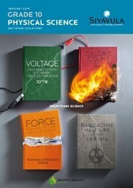 Webbooks: Grade 10 – 12 | Siyavula | Science Sites | Scoop.it