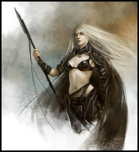 Skadi, Skaði, Skaoi, Skade, Skathi, The snowshoe goddess | Mitologia | Scoop.it