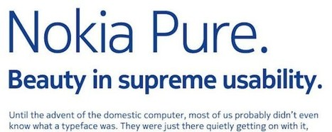 Nokia in a new dressing? - Branding, Designing - Media Panther Blog | Branding for people | Scoop.it