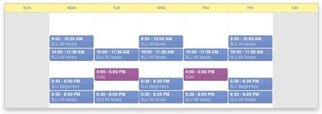LCCT Concord - Class Schedule update! | Martial Arts | Scoop.it
