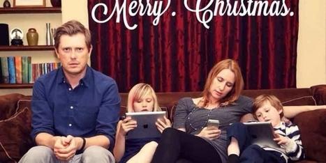 Familia y pantallas en Navidad | TRICLAB | educacion-y-ntic | Scoop.it