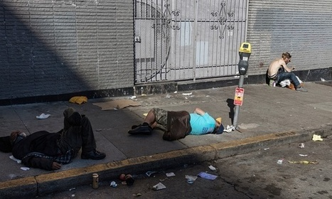 San Francisco tech worker: 'I don't want to see homeless riff-raff' | Peer2Politics | Scoop.it