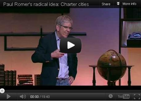 The TED Talk That Could Spawn A City : NPR | :: The 4th Era :: | Scoop.it