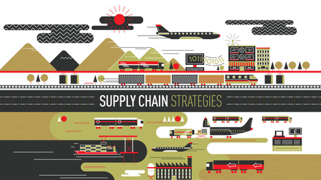 Supply Chain Strategies - raconteur.net | Space saving in the Supply chain | Scoop.it
