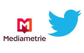 Médiamétrie et Twitter lancent un baromètre sur l'audience sociale de la télévision   DocPresseESJ   Scoop.it
