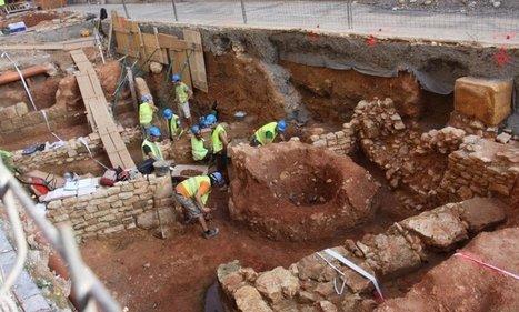 La zona del Mercat acogía un bar de apuestas en época romana - Diari de Tarragona | A | Scoop.it