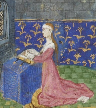 Le livre d'heures de Jeanne de France est en ligne   Gallica   Auprès de nos Racines - Généalogie   Scoop.it