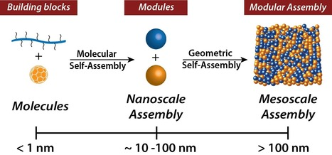 Eco-friendly 'pre-fab' self-assembling nanoparticles could revolutionize nano manufacturing | Amazing Science | Scoop.it