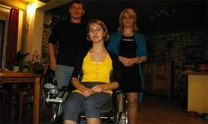 Sans transport, pas d'étude : pétition en faveur de Laurie   Emploi&Handicap   Scoop.it