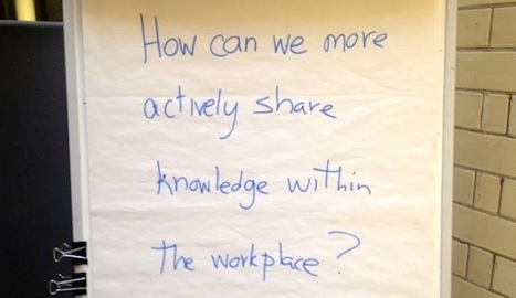 David Wilcox » Why conversation is the best way to share knowledge | Educommunication | Scoop.it
