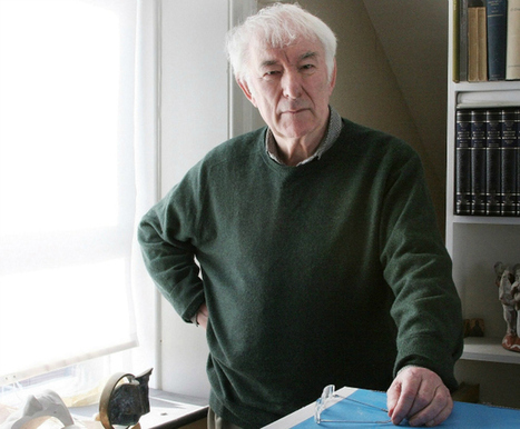 A Tribute to Seamus Heaney   The Sunday Edition with Michael Enright   CBC Radio   The Irish Literary Times   Scoop.it