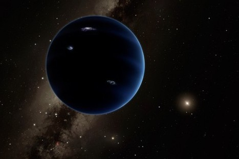 Astronomers Think They've Discovered A Neptune-Sized Ninth Planet Beyond Pluto | DNL Sciences : Content and Language Integrated Learning in french secondary schools | Scoop.it