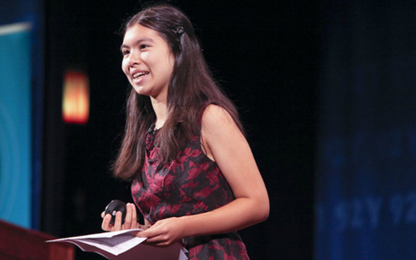 Teen Takes Educators to Twitter School | Learning With Social Media Tools & Mobile | Scoop.it