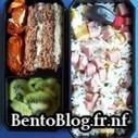 Bento #86 : le cochon sur son riz cantonais   Bento en france   Scoop.it