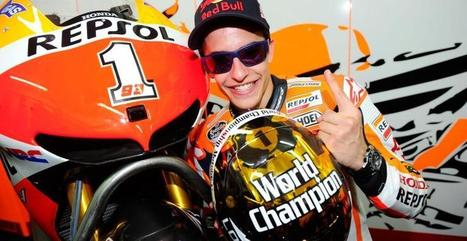 Silenia Gera: MotoGP 2014: Marquez favorito. Poche possibilità per Valentino Rossi | La rivista del motociclista | Scoop.it