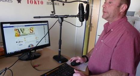 La webradio de soutien aux militaires français émet d'Amiens | Webradio | Scoop.it