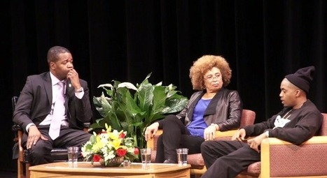 Watch Angela Davis and Nas Discuss the Prison-Industrial Complex | Critical-Theory.com | Omnivore Socio-Technologique | Scoop.it