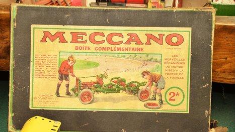 Les jouets anciens reprennent vie à Pons - France 3 Poitou-Charentes   COLLECTION DE JOUETS ANCIENS   Scoop.it