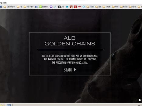 ALB - Golden Chains | Vers le commerce 3.0 | Scoop.it
